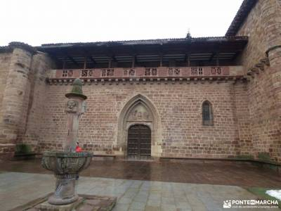 Rioja Alta-Yuso,Suso-Ezcaray-Nájera; san mames madrid barranca sierra cabrera mercadillos navideño